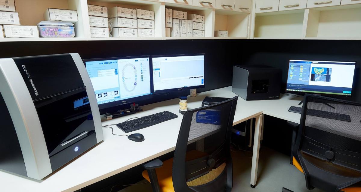 Лаборатория DentaCad